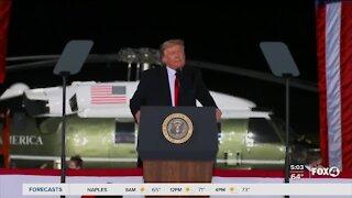 President Trump last days in office