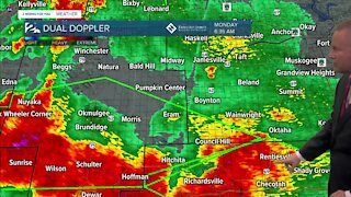 Flash floods impacting multiple areas across Green Country