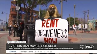 CDC extends federal eviction moratorium through July