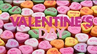 Valentine's Day Candy Shopping