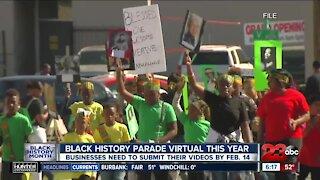 Black History Parade to be virtual this year
