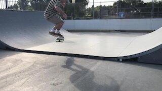 Skateboard Manuals