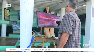 Local artwork coming to Shucker's in FMB