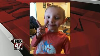 Missing boy from Montcalm County