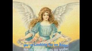WE'RE LOOKING FOR AN ANGEL by Joann J. Johnson