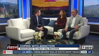Coping with addiction
