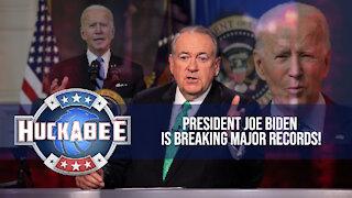 Joe Biden Accomplished What Trump NEVER COULD   FOTM   Huckabee