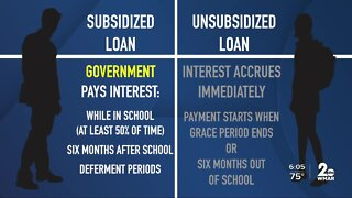 Payments for student loan borrowers pushed back to 2021