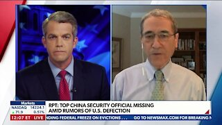 Chang: Defector Could Blow Roof Off Chinese Communist Party