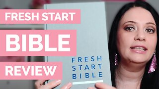 Fresh Start Bible - Review