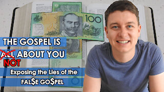 The Gospel is NOT About You   Christian Video   Exposing the Prosperity Gospel