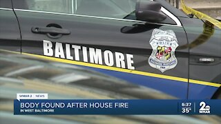 Body found after house fire