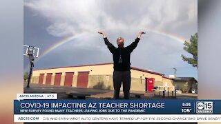 COVID-19 impacting Arizona teacher shortage