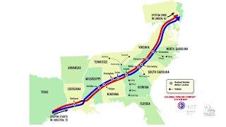 Impact of pipeline shutdown on Maryland drivers
