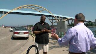 Hoan Bridge to light up for Milwaukee's Juneteenth celebration