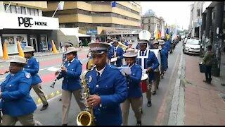 SOUTH AFRICA - Pretoria - State of the Capital parade (videos) (Jnn)