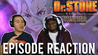Dr. Stone Season 2 Episode 2 REACTION/REVIEW   Senku's Hotline?!