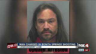 Man charged in Bonita Springs shooting