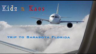 Trip to Sarasota Florida