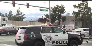 West Las Vegas barricade situation ends with suspect in custody