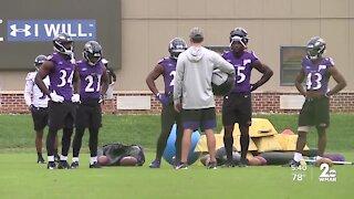 Running back depth a luxury for Ravens heading into season