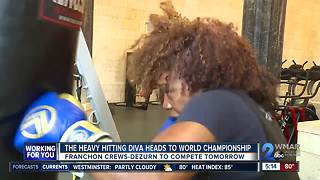 Baltimore boxer to fight for a world championship