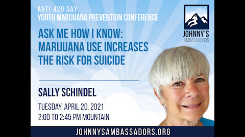 Ask Me How I Know: Marijuana Use Increases the Risk for Suicide