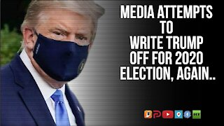 Our Media Continues To Paint Trump's COVID Situation In Dire Conditions
