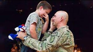 Military homecoming surprises, most emotional compilations Welcome Home Soldiers Surprise