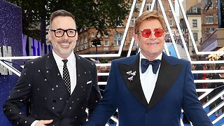 Elton John Slams Russian Cuts To 'Rocketman'