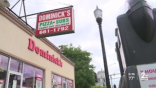 Dominick's Pizza and Carryout offering curbside pickup and delivery