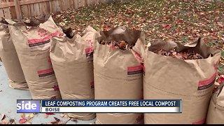 Boise leaf composting program provides free compost for residents