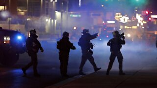 Lawsuit claims Las Vegas police used 'violent,' 'reckless' tactics during BLM protests