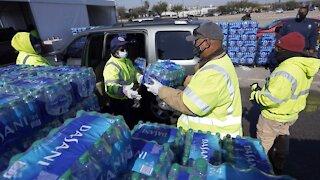 Texas Facing Clean Water Shortage