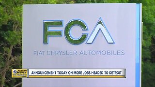 New supplier coming to Detroit for FCA assembly plant