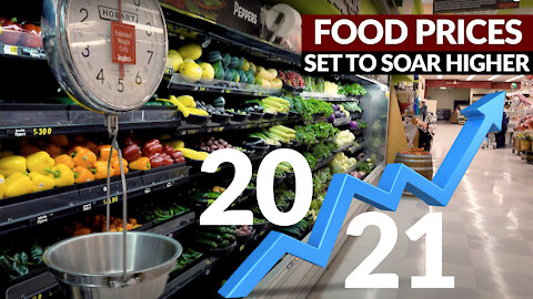 USDA | FOOD PRICES TO SOAR HIGHER