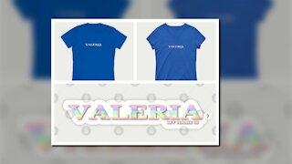 VALERIA. MY NAME IS VALERIA. SAMER BRASIL (TEEPUBLIC)