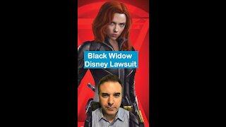 Black Widow Disney Lawsuit