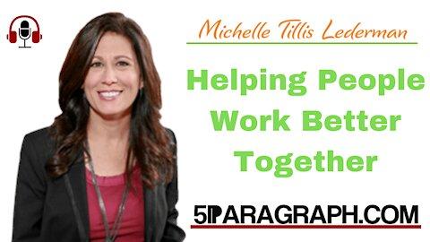 Michelle Tillis Lederman - Executive Essentials