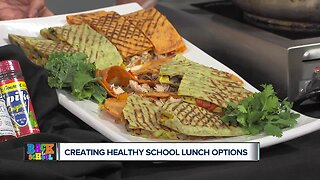 Creating healthy back-to-school lunches