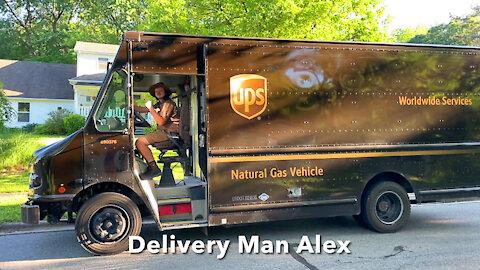 Delivery Man Alex