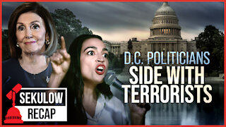 D.C. Politicians Side with Terrorists