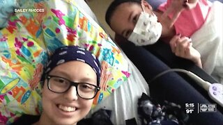Cancer survivor hopes to inspire others