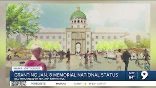 Bill would grant Jan. 8 memorial national status