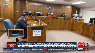 City of Shafter extends emergency proclamation
