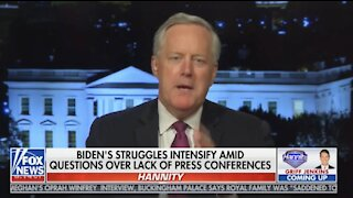 Mark Meadows For The Win