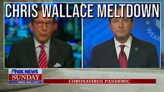 Chris Wallace Has 'President Elect' Meltdown!