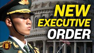 Trump Further Restricts Chinese Military; Republican Drafts Joe Biden Impeachment Bill