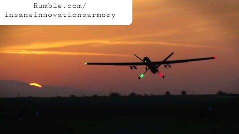 Iran's Kamikaze Drones & Ballistic Missiles Test