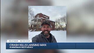 Lansing business owner John Sears, 41, dies after motorcycle crash
